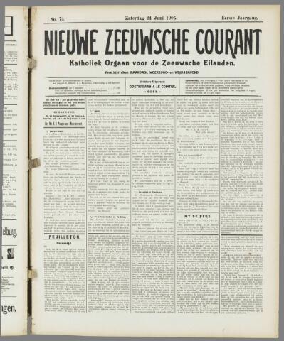 Nieuwe Zeeuwsche Courant 1905-06-24