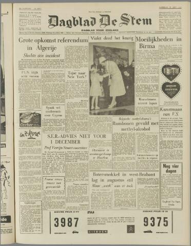 de Stem 1958-09-27