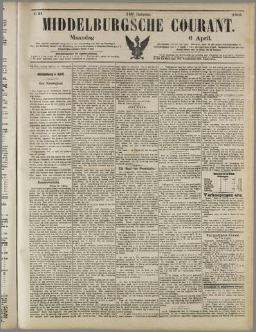 Middelburgsche Courant 1903-04-06