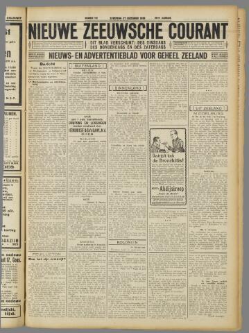 Nieuwe Zeeuwsche Courant 1930-12-27