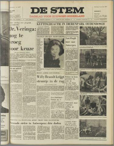 de Stem 1970-11-09