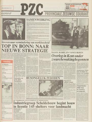 Provinciale Zeeuwse Courant 1978-07-18