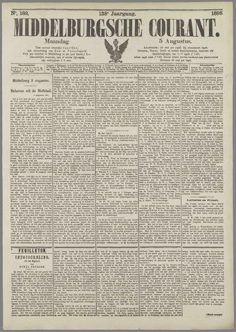 Middelburgsche Courant 1895-08-05