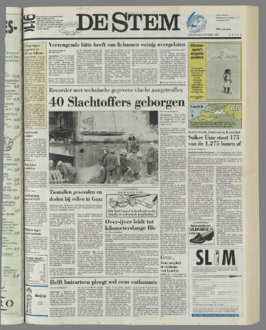 de Stem 1992-10-08