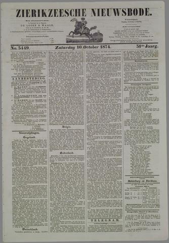 Zierikzeesche Nieuwsbode 1874-10-10