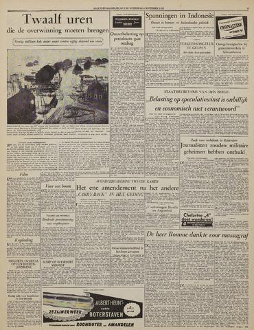 Watersnood documentatie 1953 - kranten 1953-11-04