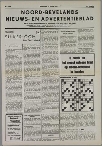 Noord-Bevelands Nieuws- en advertentieblad 1979-10-25