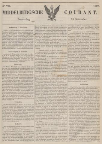 Middelburgsche Courant 1869-11-18