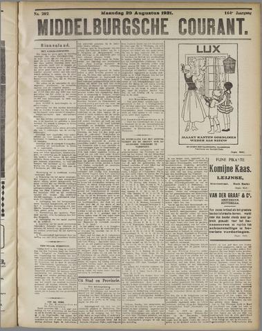 Middelburgsche Courant 1921-08-29