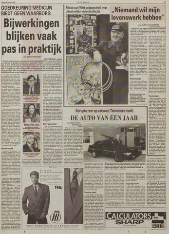 Watersnood documentatie 1953 - kranten 1993-01-22
