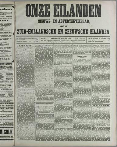 Onze Eilanden 1915