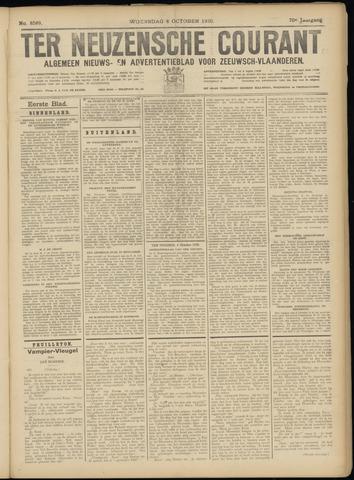 Ter Neuzensche Courant. Algemeen Nieuws- en Advertentieblad voor Zeeuwsch-Vlaanderen / Neuzensche Courant ... (idem) / (Algemeen) nieuws en advertentieblad voor Zeeuwsch-Vlaanderen 1930-10-08