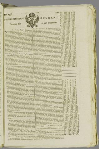 Middelburgsche Courant 1809-11-04