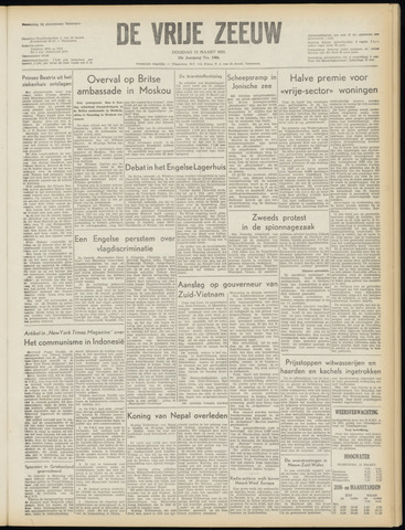 de Vrije Zeeuw 1955-03-15