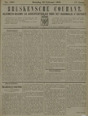 Breskensche Courant 1908-02-29