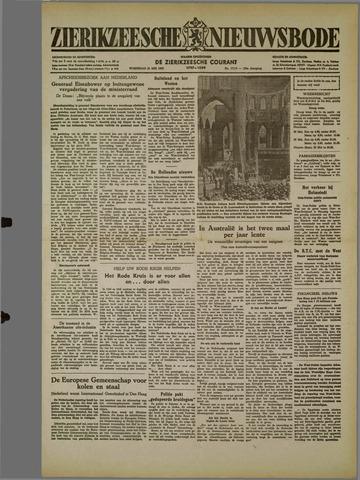 Zierikzeesche Nieuwsbode 1952-05-21