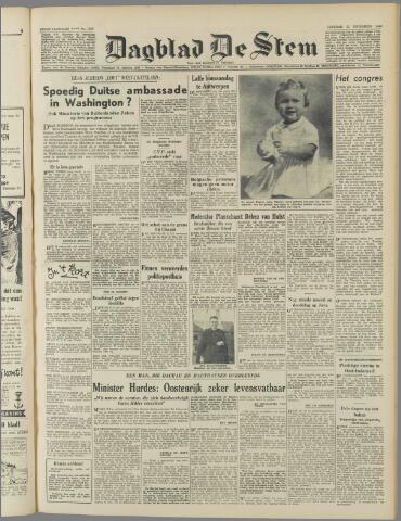 de Stem 1949-11-15