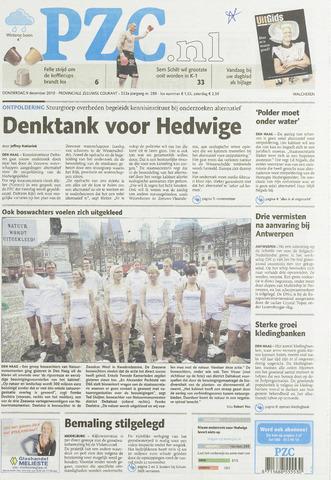Provinciale Zeeuwse Courant 2010-12-09