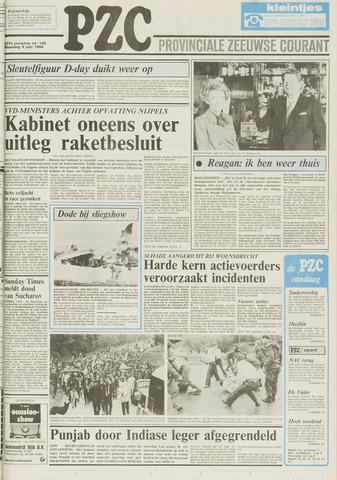 Provinciale Zeeuwse Courant 1984-06-04