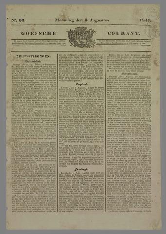 Goessche Courant 1844-08-05