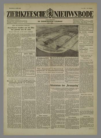 Zierikzeesche Nieuwsbode 1954-04-21
