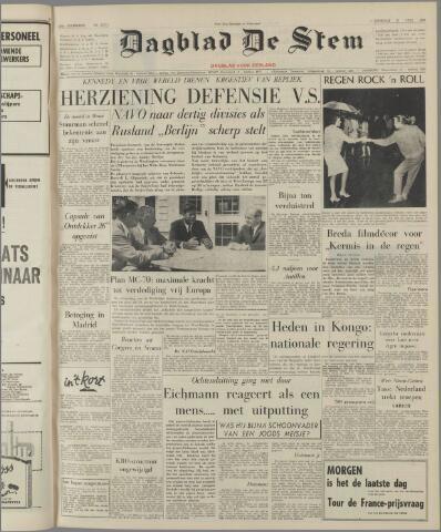 de Stem 1961-07-11