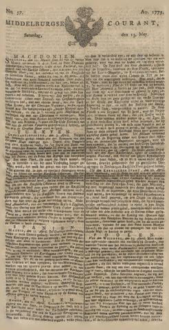 Middelburgsche Courant 1775-05-13