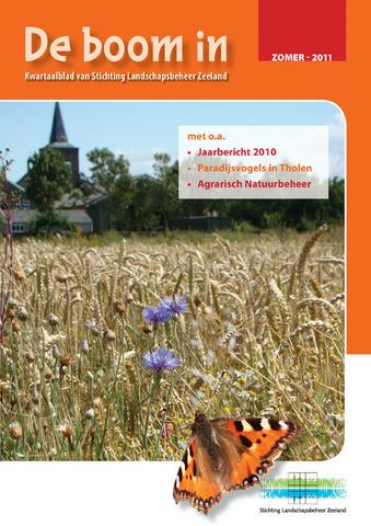 Landschapsbeheer Zeeland - de Boom in 2011-06-21