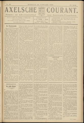 Axelsche Courant 1933-01-24