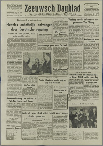 Zeeuwsch Dagblad 1956-09-04