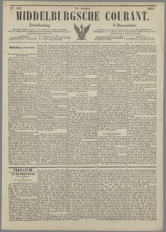Middelburgsche Courant 1895-12-05