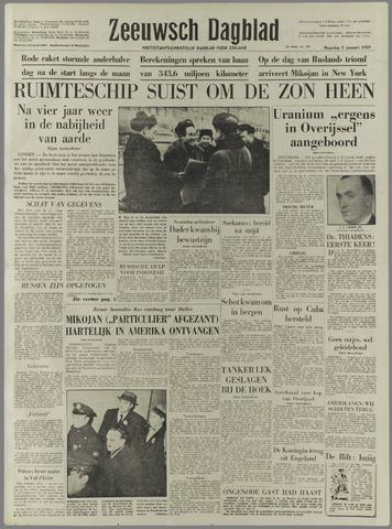 Zeeuwsch Dagblad 1959-01-05