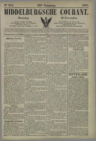 Middelburgsche Courant 1887-11-21