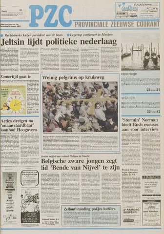 Provinciale Zeeuwse Courant 1991-03-30