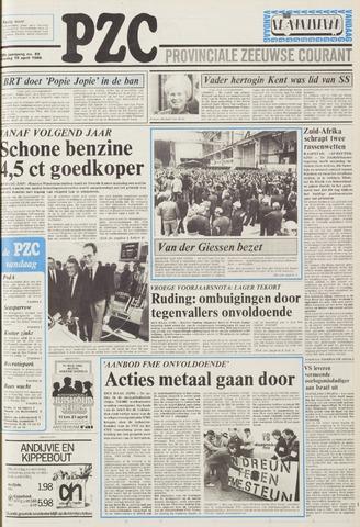 Provinciale Zeeuwse Courant 1985-04-16