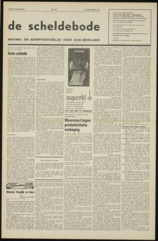 Scheldebode 1971-10-22