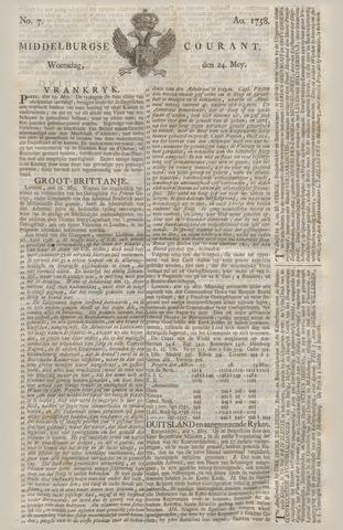 Middelburgsche Courant 1758-05-24