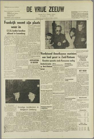 de Vrije Zeeuw 1966-01-31