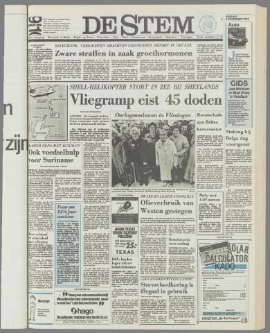 de Stem 1986-11-07