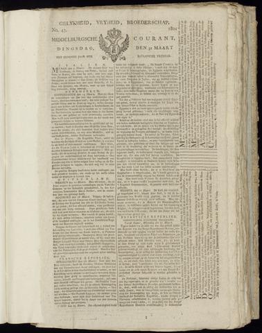 Middelburgsche Courant 1801-03-31