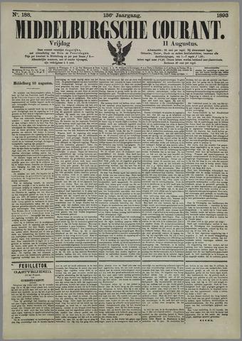 Middelburgsche Courant 1893-08-11
