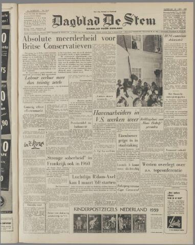 de Stem 1959-10-10