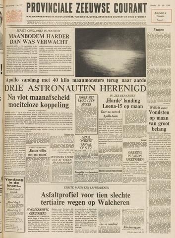 Provinciale Zeeuwse Courant 1969-07-22