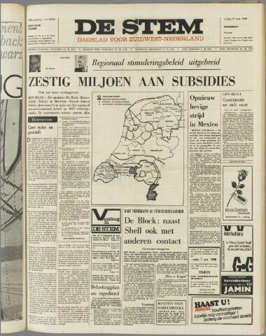 de Stem 1968-09-27