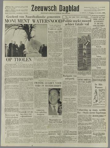 Zeeuwsch Dagblad 1958-11-14