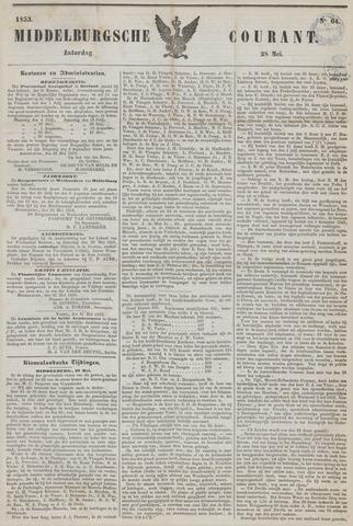 Middelburgsche Courant 1853-05-28