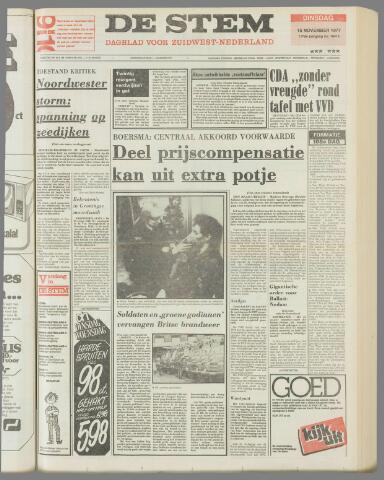 de Stem 1977-11-15