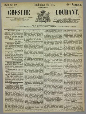 Goessche Courant 1881-05-26