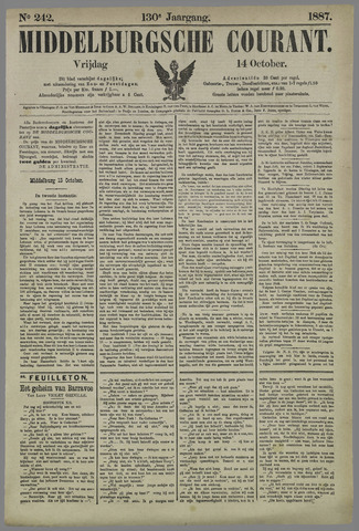 Middelburgsche Courant 1887-10-14