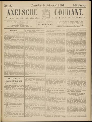 Axelsche Courant 1901-02-09